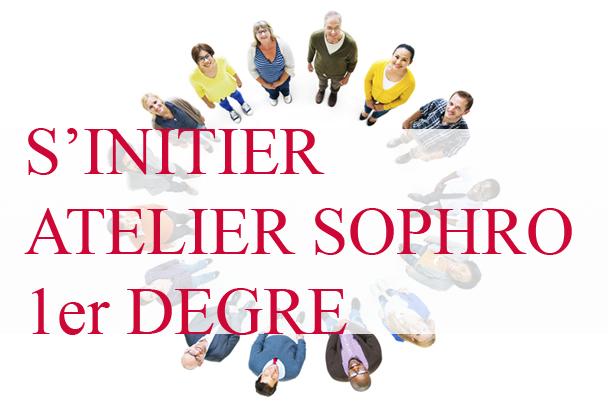 Atelier initiation sophrologie, entrainement relaxation dynamique de Caycédo 1er degré